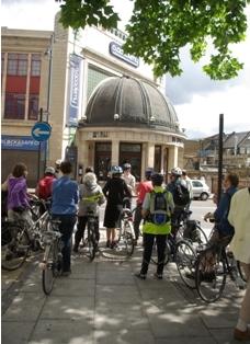 Brixton Academy on lambethcyclists.org.uk