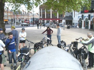 Brixton sqaure on lambethcyclists.org.uk
