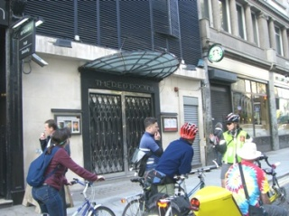Former Blitz club on lambethcyclists.org.uk