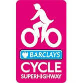 Cycle superhighway logo