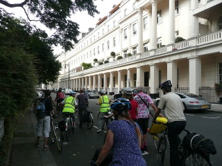 Cubitt ride 2 on lambethcyclists.org.uk