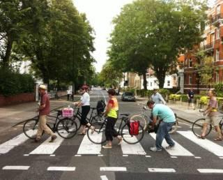 Abbey Road on lambethcyclists.org.uk