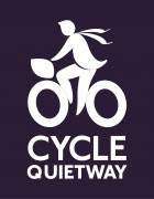 Tfl Quietways logo on lambethcyclists.org.uk
