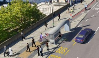 TfL image of floating bus stop on lambethcyclists.org.uk