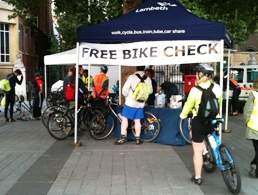 Lambeth Dr Bike service